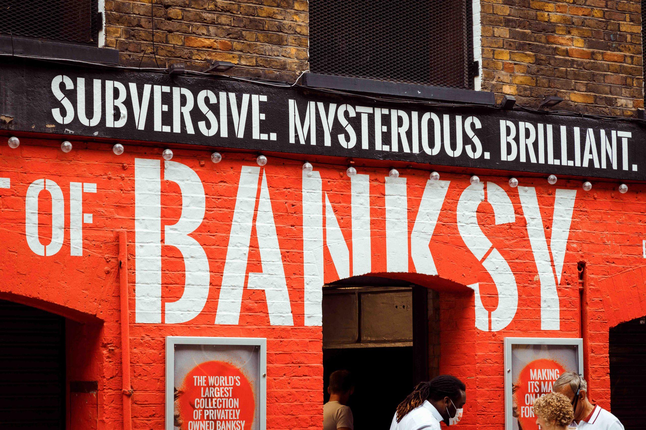Dr. Stephan Bücker – Banksy ohne Schutz?
